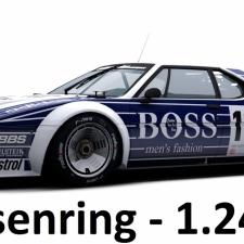 RaceRoom Setups - Procar - BMW M1 - Sachsenring - 1.24.103 LB*