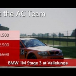 Assetto Corsa Meet the AC Team Silver Special Event 1.8.1[PC]