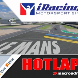 iRacing HPD @ Le Mans | Hotlap 3'30.409 | Season 4 - 2016