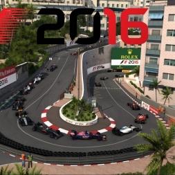F1 2016 | Ultimativ | McLaren | Monaco