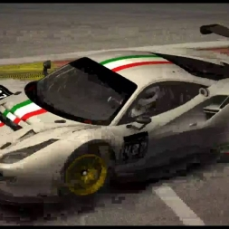 ASSETTO CORSA_Ferrari 488 gt3_Brivido all'Eau Rouge Raidillon