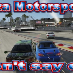 Forza Motorsport 6: Don't say eh