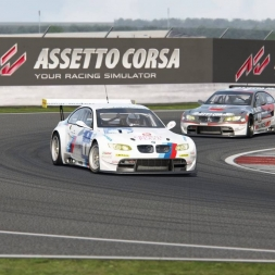 Assetto Corsa 1.8.1 BMW3-GT2 Replay