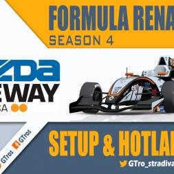 iRacing Formula Renault 2.0 @ Laguna Seca   Setup & Hotlap 1'19.294   Season 4 - 2016