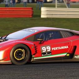 Assetto Corsa 1.8.1  Lamborghini huracan gt3