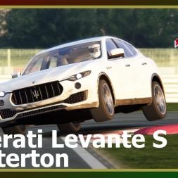 Assetto Corsa - Maserati Levante S - Snetterton