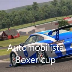Automobilista - 2º racingclub.es Boxer Cup  Carrera - SilverStone