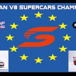 iRacing.com / European V8 SuperCar Series / Dilligaf Racing and Pitlanes.com