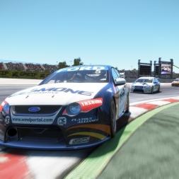 Project CARS - V8 Supercars - Catalunya RACE 1440p 60 fps