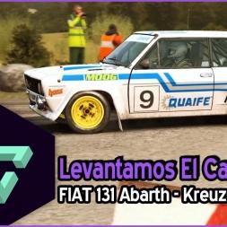 DIRT RALLY  | FIAT 131 ABARTH| KREUZUNGSRING | GAMEPLAY ESPAÑOL