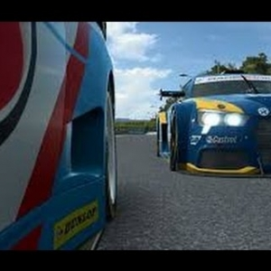 RaceRoom Broadcast | RaceDepartment Event Silhouttes @ Nordsleife