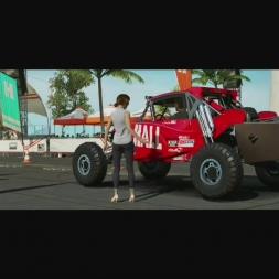 20 minutes Forza Horizon 3 demo raw footage - Xbox One