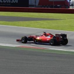 Ferrari SF15T Assetto Corsa gameplay