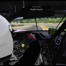 ASSETTO CORSA 1.8.1_Hot lap Ferrari 488 gt3_Spa_ 2.15.857