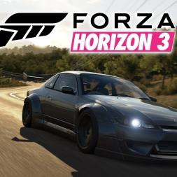 Forza Horizon 3 Demo | 24h Time Lapse