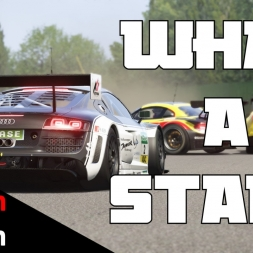 Pubracing  WRECK start - Assetto Corsa trackday tuesday's (Audi R8 LMS GT3 @ Imola)