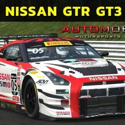 Automobilista - Nissan GTR GT3 at Nordschleife (PT-BR)