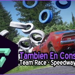 NEXT CAR GAME WRECKFEST | TAMBIEN EN CONSOLAS | TEAM RACE | SPEEDWAY 2| - ESPAÑOL HD -
