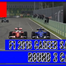 F1 2016 Career Mode Sauber - Round 7 Canada On The Attack
