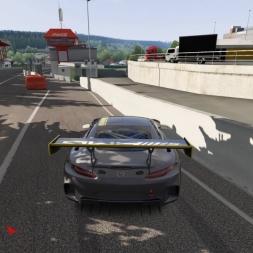 Assetto Corsa's agressive AI