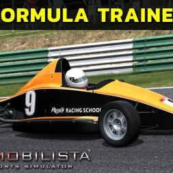 Automobilista Beta - Formula Trainer at Caldwell Park (PT-BR)