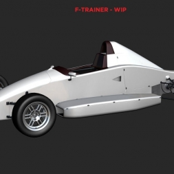 Automobilista - Formula Trainer (both versions ) @ Cadwell Park -
