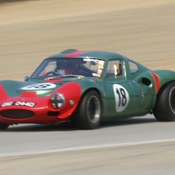 1961 - 1966 GT Cars under 2500cc - Rolex Monterey Motorsports Reunion