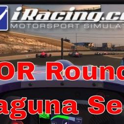 AOR Formula Renault 2.0 Round 1 at Laguna Seca