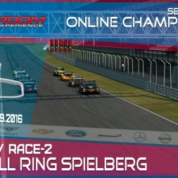 RaceRoom | GTR3/S1: Online Championship`16 (R2/Race-2 Red Bull Ring Spielberg)