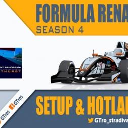 iRacing Formula Renault 2.0 @ Mount Panorama | Setup & Hotlap 2'02.542 | Season 4 - 2016