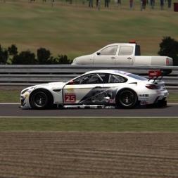 AGU M6 GT3 - @Oulton Park - Assetto Corsa (TV)