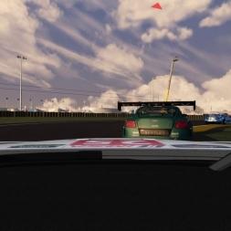 AGU M6 GT3 Beta @ Daytona Road Course
