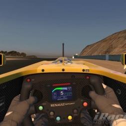 iRacing Formule Renault 2.0 Laguna Seca GP 23 laps
