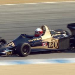 1967 - 1984 Formula One Cars - Rolex Monterey Motorsports Reunion