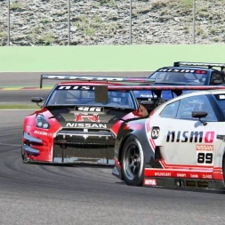 Assetto Corsa 1.8.1 Nisan gtr-GT3- Race- all External sound