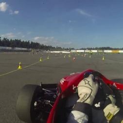 Highspeed Karlsruhe - Formula Student Germany 2016 - Autocross Hotlap