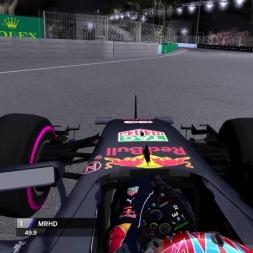 rFactor F1 2016 Verstappen Onboard Singapore