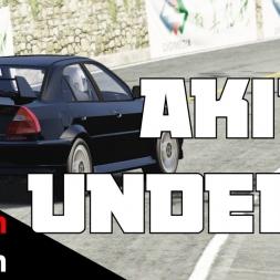 Mount Akina Under 5 minutes - Assetto Corsa Mitsubishi Lance EVO VI GSR
