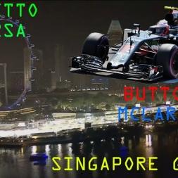 AssettoCorsa 1.8.1 F1 ACFL 2016 V4.02 MCLAREN BUTTON SINGAPORE GP