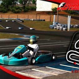 Automobilista Kart GX390 Race Londrina 2 Hotlap 43'5