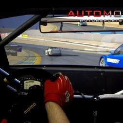 Montana Cup @Sonoma. Automobilista. AccuForce. Triple Screens.