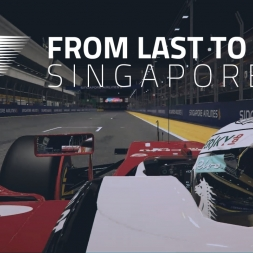 F1 2016 | FROM LAST TO FIRST in Singapore