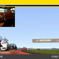 BTCC 2016 Silverstone Assetto Corsa