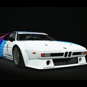 Push it to the limit | BMW M1 Procar at Imola | Assetto Corsa gameplay