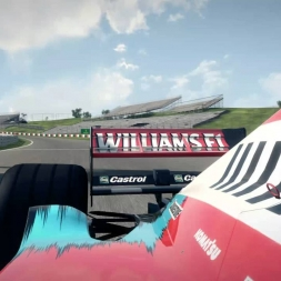 F1 2013 Racenet Event Suzuka Williams FW21 1:33,795 + Setup