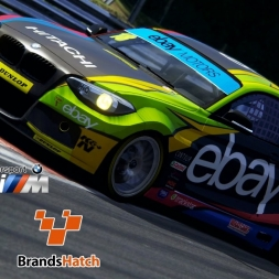 Assetto Corsa - MOD - T7R BMW 125i M BTCC @ Brands Hatch GP - PC 60FPS