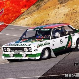 Assetto Corsa - FIAT 131 Abarth Semetin stage
