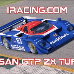 iRacing.com / Nissan GTP ZX Turbo / Daytona Road Course
