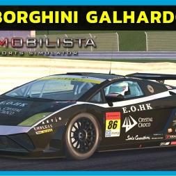 AUTOMOBILISTA - LAMBORGHINI GALHARDO GT3 AT AUTOPOLIS (PT-BR)