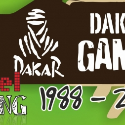 #Dakar [#OffRoad #Rally] #Games Overview - #PixelTHING - Ep. 33